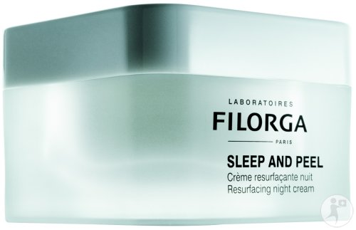 Filorga Sleep And Peel Crème Resurfaçante Nuit Pot 50ml