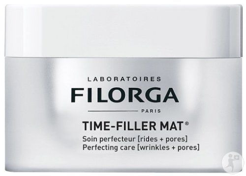 Filorga Time-Filler Mat Soin Perfecteur Pot 50ml Nouvelle Formule