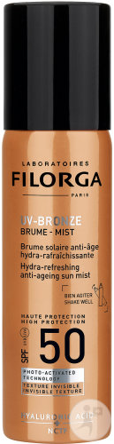 Filorga UV Bronze Brume IP50+ Anti-Âge Flacon 60ml