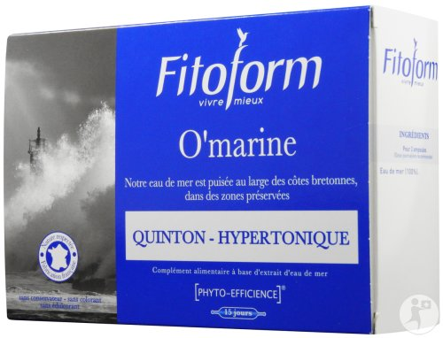 Fitoform O'Marine Ampoules 30x10ml
