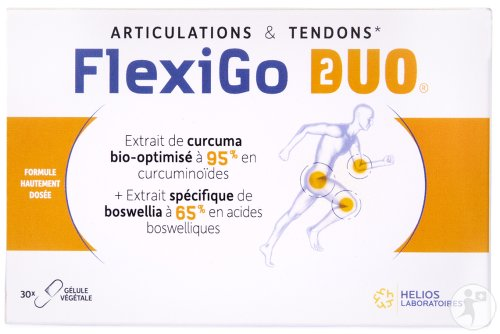 FlexiGo Duo 30 Gélules