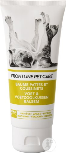 Frontline Pet Care Baume Pattes Et Coussinets Tube 100ml