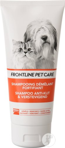 Frontline Pet Care Shampoing Démêlant Fortifiant Tube 200ml