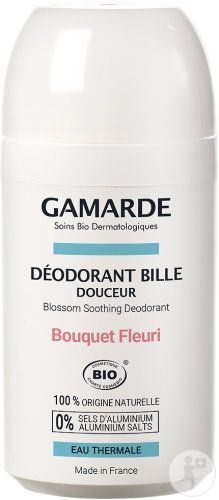 Gamarde Déodorant Bille Douceur Bouquet Fleuri Bio Roll-On 50ml