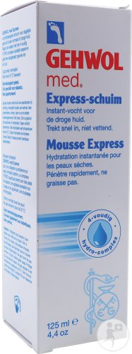 Gehwol Med Mousse Express 125ml