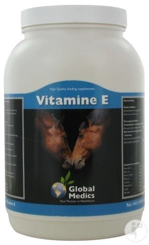 Global Medics Vit E Pdr 1,0kg
