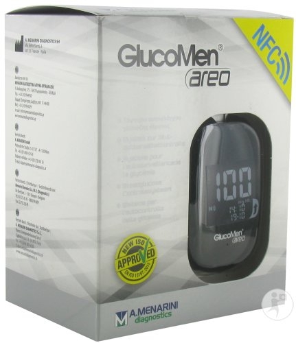 Glucomen Aero Set Mg/dl Be 46215
