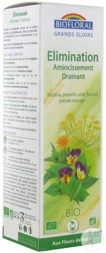 Grand Elixir Elimination Amincissement Bio 375ml