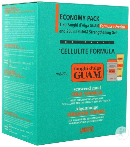 Guam Economy Pack Formule Froid 1kg + Guam Gel 250ml