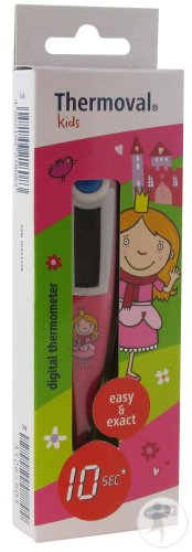 Hartmann Thermoval Kids Thermomètre Digital 1 Pièce (9250411)