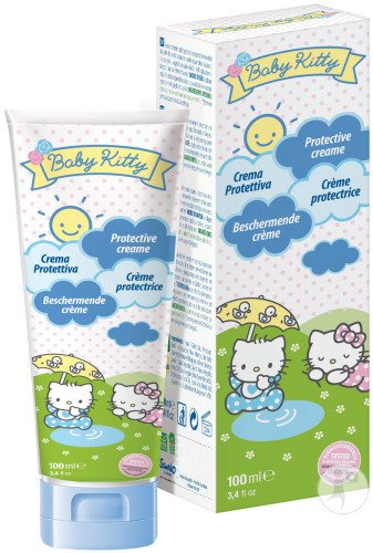 Hello Kitty Baby Crème Protectrice Change 100ml