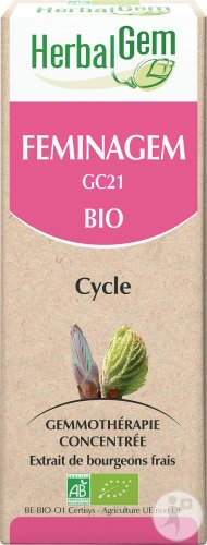 Herbalgem Feminagem GC21 Complexe Cycle Bio 15ml
