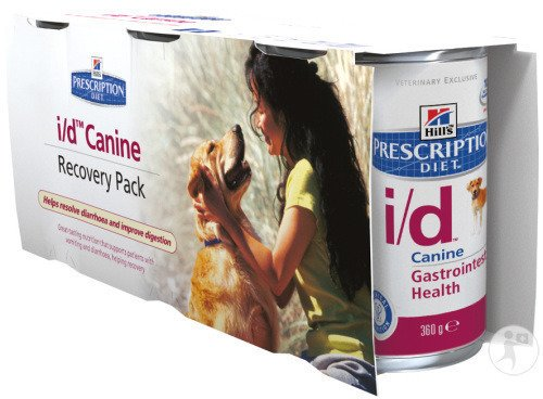 Hill's Prescription Diet I/D Canine Recovery Pack 12x360g