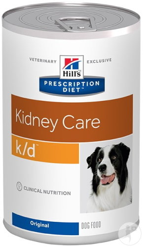 Hill's Prescription Diet K/D Canine 12x370g