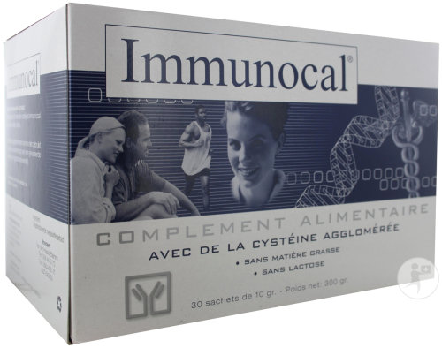 Immunocal Poudre Soluble 30 Sachets 10g