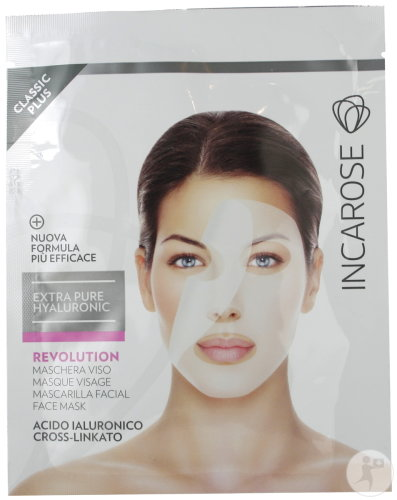 Incarose Revolution Masque Visage Classic Plus 1 Sachet