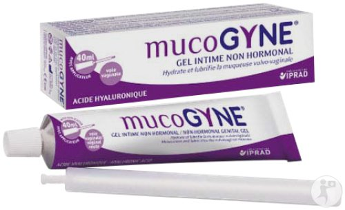Iprad Mucogyne Gel Vaginal Avec Applicateur Tube 40ml