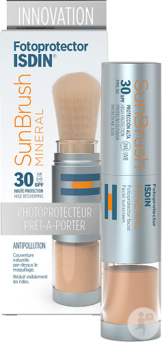 Isdin Fotoprotector Sun Brush Mineral IP30 Pièce 1