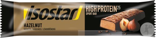 Isostar Powerplay High Protein 25 Barre 35g