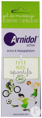 ixX Pharma Arnidol Active Gel Massage 100ml