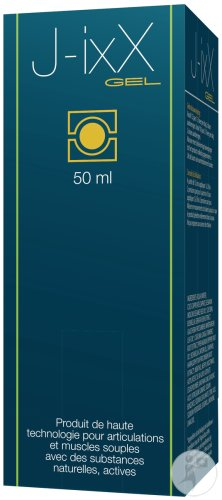 ixX Pharma J-ixX Gel 50ml