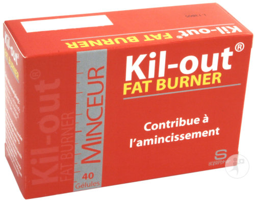 Kil-Out Fat Burner 40 Gélules