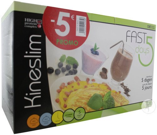 Kineslim Fast 5 Days 1 Paquet Promo