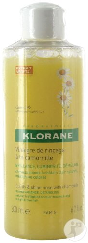 Klorane Reflets Blonds Vinaigre De Brillance À La Camomille Cheveux Blonds 200ml