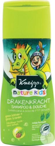 Kneipp Nature Kids Shampoing-Douche P'tit Dragon Enfant 200ml