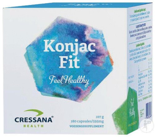 Konjac Fit Pdr 107g