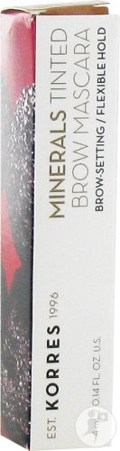 Korres Km Minerals Eyebrow Mascara Light Shade 4ml