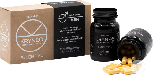 Kryneo Essential Men Solution Activatrice De Force Et Vitalité 2x60 Capsules