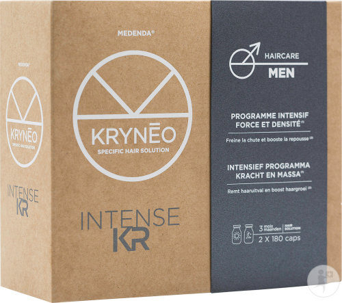 Kryneo Intense KR Men Programme Intensif Force Et Densité 2x180 Capsules
