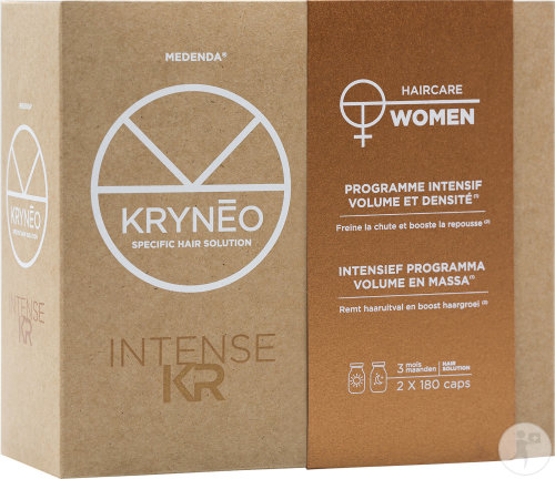 Kryneo Intense KR Woman Programme Intensif Volume Et Densité 2x180 Capsules