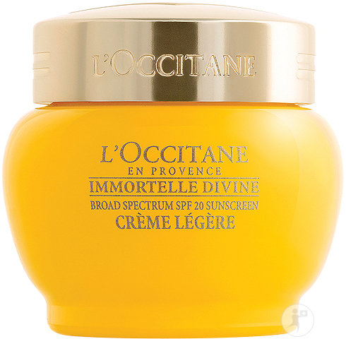 L'occitane Immortelle Creme Divine SPF20 Legere 50ml