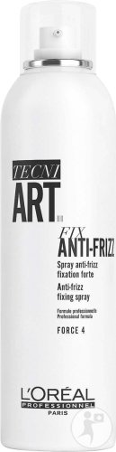 L'Oréal Professionnel Tecni Art Fix Anti-Frizz Spray Fixation Forte Force 4 Spray 250ml