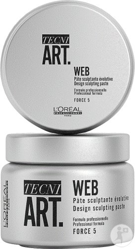 L'Oréal Professionnel Tecni Art Web Pâte Sculptante Évolutive Force 5 Pot 150ml