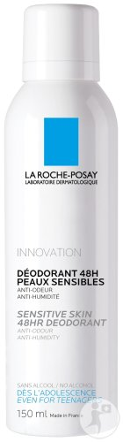 La Roche-Posay Déodorant Physiologique 48h Spray 150ml