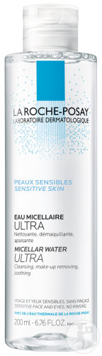 La Roche-Posay Solution Micellaire Ultra Physiologique 200ml