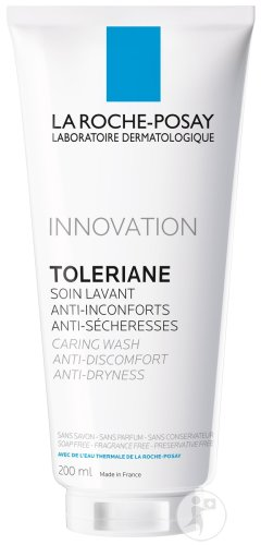La Roche-Posay Toleriane Innovation Soin Lavant Tube 200ml