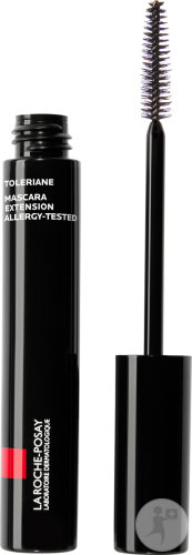 La Roche-Posay Toleriane Mascara Extension Peau Sensible Noir 8ml