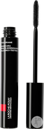 La Roche-Posay Toleriane Mascara Multi Dimension Noir 7,2ml