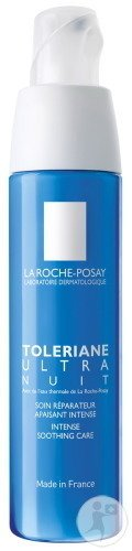 la roche posay toleriane ultra nuit 40ml achetez ici prix bas. Black Bedroom Furniture Sets. Home Design Ideas