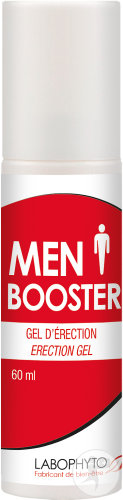 Labophyto Men Booster Gel D'Érection Flacon 60ml