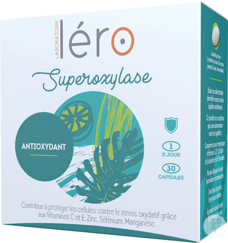 Léro Superoxylase Oxydation 30 Capsules