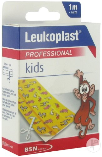 Leukoplast Kids 6cmx1m 1 7321701
