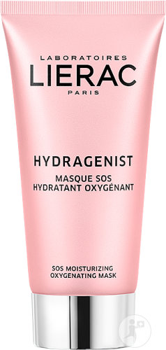 Lierac Hydragenist Masque SOS Hydratant Et Repulpant Tube 75ml