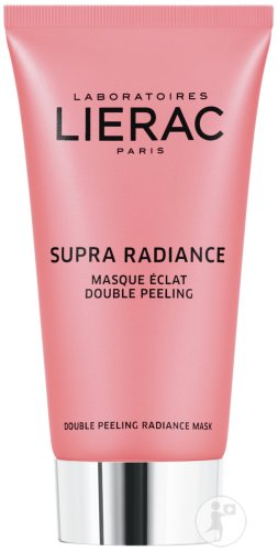 Lierac Supra Radiance Masque Éclat Double Peeling Tube 75ml