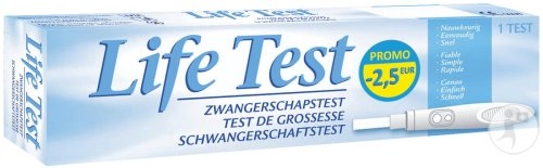 Lifetest Test Grossesse 1 Stick Promo -2,5€