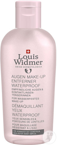 Louis Widmer Démaquillant Yeux Waterproof Flacon 100ml